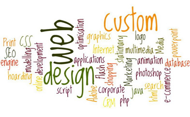 joomla website customisation